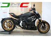 *EXCLUSIVE* Ducati XDiavel Gold DMC Moto Special Edition