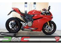 2015 Ducati 1299 Panigale S 1,186 Miles Full Akrapovic Exhaust 1 Lady Owner