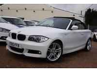2010 10 BMW 1 SERIES 2.0 120D M SPORT 2D AUTO 175 BHP DIESEL - RAC DEALER