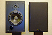 infinity studio monitor speakers