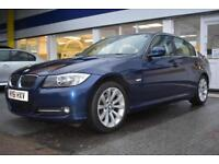 GOOD CREDIT CAR FINANCE AVAILABLE 2011 61 BMW 318 2.0TD Exclusive Edition