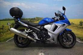 Suzuki GSX650F 2010