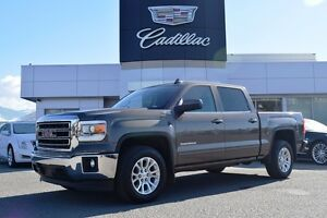 2015 GMC Sierra 1500 Crew 4x4 SLE Short Box