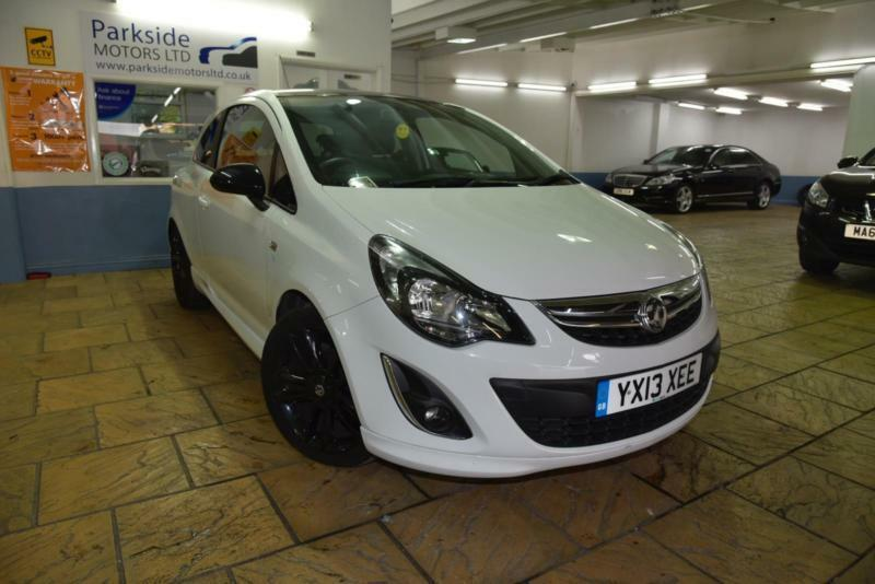 2013 Vauxhall Corsa 1.2 i 16v Limited Edition 3dr (a/c) / FINANCE/FSH/HPI CLEAR