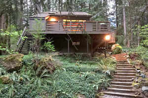 Mt. Baker Lodging - Cabin #26 - HOT TUB, WIFI, BBQ, SLEEPS-8!