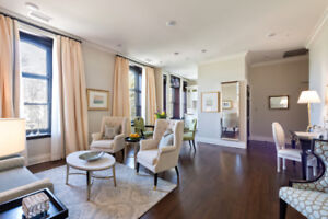 1 BEDROOM OR 2 BEDROOM APARTMENTS FOR RENT