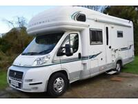 Auto Trail Cheyenne 696G Six Berth Coachbuilt Motorhome for Sale Large Garage