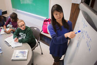 Expert instruction in physics,chemistry,precalculus and calculus