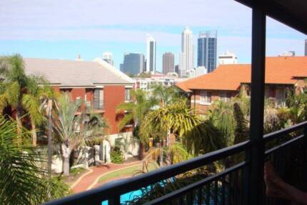 Private room in 3 x 2 share flat walking distance to the city West Perth Perth City Preview