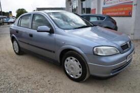 2004 Vauxhall Astra LS 16V - 1.4L PETROL MANUAL