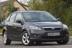 Ford Focus 1.6 ( 100ps ) 2010.25MY Zetec