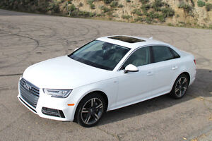 lowest Lease Takeover for 2017 Audi A4 Technik quattro S tronic