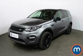 image for 2017 Land Rover Discovery Sport 2.0 TD4 180 HSE Black 5dr Auto 4x4 Diesel Automa