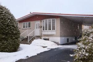 Maison à louer à Brossard — secteur «A»