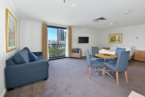 Fully furnished 2 Bed apts. Bills inc. (3 available $760-$799) East Melbourne Melbourne City Preview