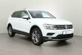 image for 2021 Volkswagen TIGUAN ALLSPACE Match Tsi Evo Light 4X4 Utility Petrol Manual
