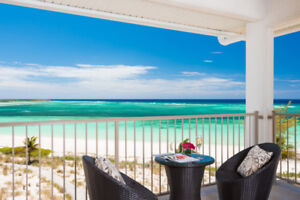 Turks and Caicos Vacation Rental on the Beach