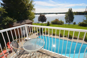 Kawartha Lake Cottage for rent.