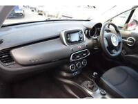 2017 Fiat 500X 1.6 MultiJet Cross (s/s) 5dr Diesel white Manual