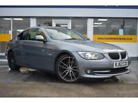 BAD CREDIT CAR FINANCE AVAILABLE 2012 62 BMW 325 3.0TD AUTO