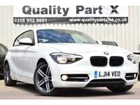 2014 BMW 1 Series 1.6 114i Sport Sports Hatch (s/s) 3dr