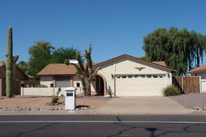 House for rent in Mesa AZ.