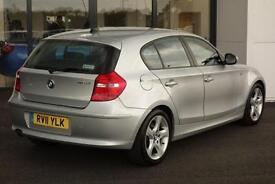 2011 BMW 1 Series 2.0 118d SE 5dr