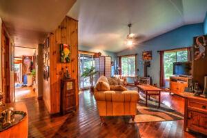 Maison à vendre Saint-Hippolyte - Accès notarié Lac Achigan