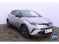 2017 Toyota C-HR 1.2T Dynamic 5dr Hatchback Petrol Manual