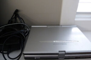 Polaroid DVD Player and case