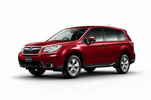 2016 Subaru Forester 2.5 i Convience Pack $269 Tax inc Finance.