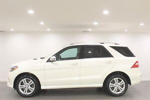 2014 Mercedes-Benz ML350 BlueTEC 4MATIC Regina Regina Area image 2