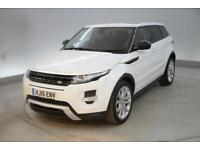 Range Rover Evoque 2.2 SD4 Dynamic 5dr Auto [9] [Lux Pack]