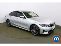 2020 BMW 3 Series 320i Sport 4dr Step Auto Saloon Petrol Automatic