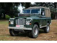 1982 Land Rover Series 3 2.25 Diesel SWB Utility