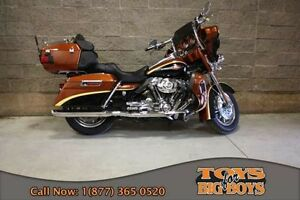 2008 Harley-Davidson CVO Screamin' Eagle Electra Glide Ultra Lim