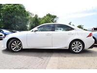 2014 Lexus IS 300 2.5 Luxury E-CVT 4dr