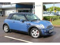 2006 MINI Convertible 1.6 Cooper 2dr