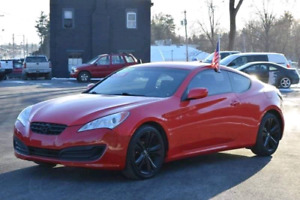 Looking for a Hyundai Genesis Coupe 2500$