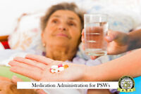 GHA Medication Administration for PSWs - Certificate Program