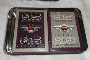 95TH ANNIVERSARY NUMBERED LIMITED EDITION COLLECTOR TIN CARDS Windsor Region Ontario image 2