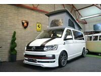 Volkswagen Transporter T6 t5 TDI 204 DSG AURORA EXCLUSIVE EDT CAMPERVAN 4 BERTH