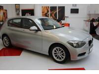 2014 BMW 116 1.6 Diesel 5 Door in Silver