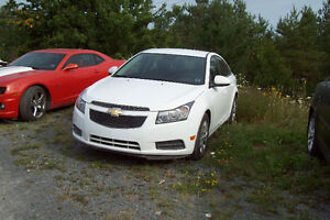 2014 Chevrolet Cruze LT1 Sedan New Price!