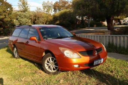 2005 Mitsubishi Magna Wagon - VERY LOW KM's!! Palmyra Melville Area Preview