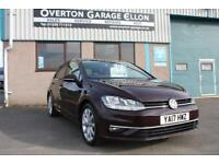 2017 Volkswagen Golf 2.0GT TDI BLUEMOTION TECHNOLOGY Diesel black Manual