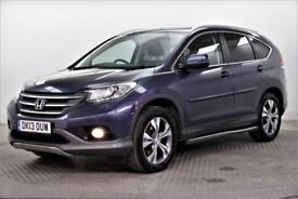 2013 Honda CR-V I-DTEC EX Diesel blue Manual