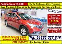 2014 - 14 - HONDA CR-V SE-T 2.2I-DTEC 4X4 (GUIDE PRICE)