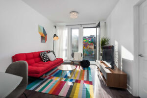 Apartment 2 Bedrooms in Plateau near Downtown – January to April