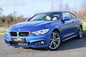 BMW 435 3.0TD ( 313bhp ) 4X4 Auto d xDrive M Sport